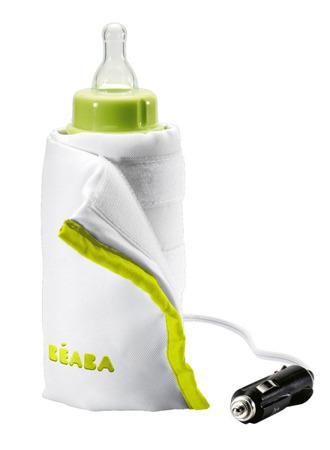 Podgrzewacz samochodowy do butelek i słoiczków - na spacery, podróż Bibcar, BEABA