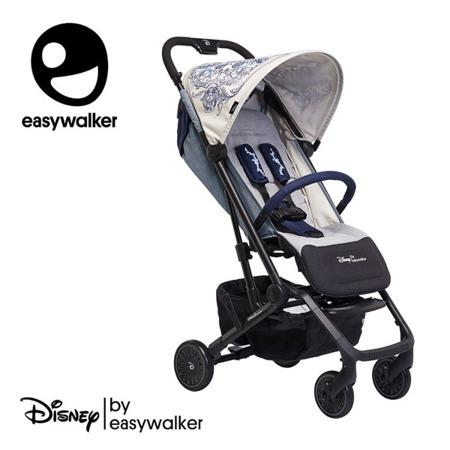 Wózek spacerowy z osłonką przeciwdeszczową Mickey Ornament, Disney by Easywalker Buggy XS