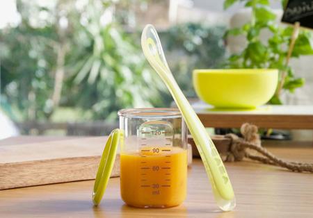 Zestaw słoiczków do przechowywania pokarmu, jedzenia, do zmywarki i mikrofali 3 szt. 120 ml, 240 ml oraz 420 ml, BEABA
