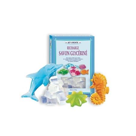 Baza glicerynowa do mydeł - mydełka dla dzieci DIY, SENTOSPHERE