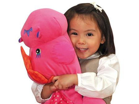 """Dinozaur z piłeczkami - suchy basen + mata edukacyjna, 60 piłeczek w zestawie """"Jestem Szefową"""", K's Kids"""