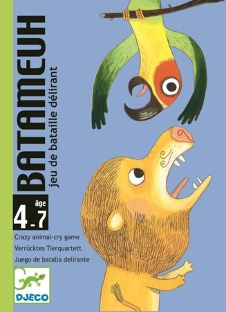 Gra karciana, Batemeuh - odgłosy, DJECO DJ05114