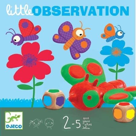 Gra w kolory - gra dla najmłodszych dzieci 2 lata+, znajdź kolory, DJECO