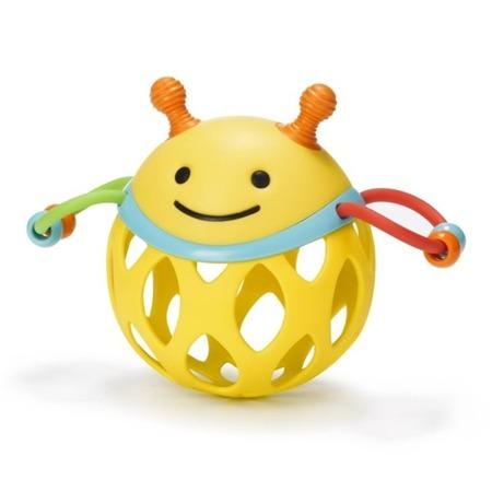 Grzechotka Obal Pszczoła - sensoryczna piłeczka dla dzieci SKIP HOP 303102