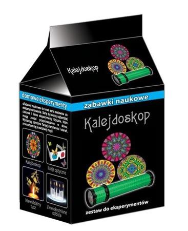 Kalejdoskop - eksperymenty i doświadczenia dla dzieci, 10 lat +, RANOK-CREATIVE