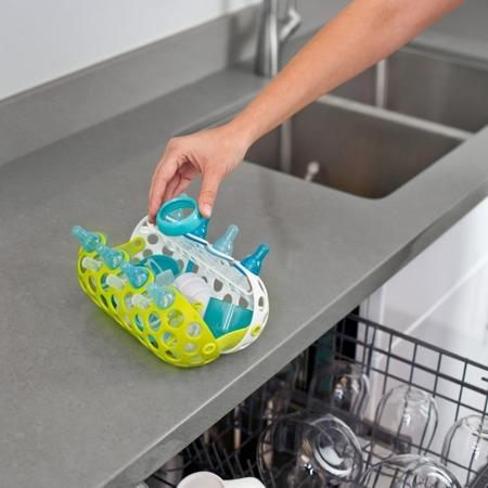 Koszyk do zmywarki na akcesoria dla niemowlaka - pojemnik Clutch G/W Boon
