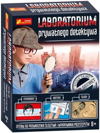 Laboratorium prywatnego detektywa - doświadczenia, eksperymenty, Ranok-Creative