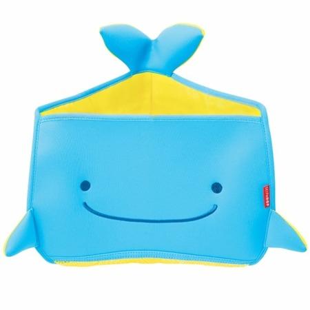 Narożny organizer kąpielowy - organizer do wanny Wieloryb MOBY, SKIP HOP
