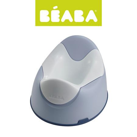 Nocnik z wyjmowanym wkładem dla małych dzieci, antypoślizgowa podstawka mineral, BEABA