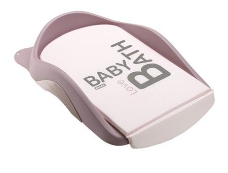 """Przewijak dla niemowląt """"Camele'o"""" Pastel Pink + materacyk PCV i szufladki, Beaba"""