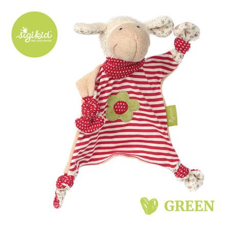 SIGIKID Przytulaczek – komforter Owieczka kolekcja ekologiczna Green