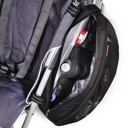Torba boczna Saddle Bag Black