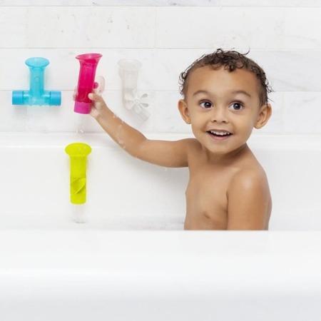 Zabawka do kąpieli Pipes - rury hydraulika, wesołe przeloewanie, BOON