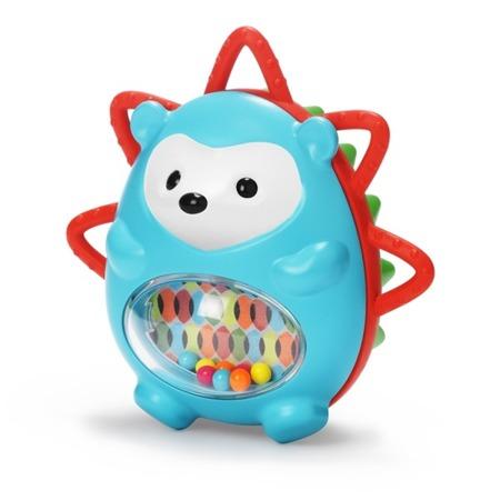 Zabawka rozwojowa dla niemowląt Jeżyk Klik Klak, SKIP HOP 303150